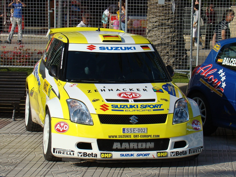 Career, Automobile, Motor Racing, Sports, Rally, Yellow