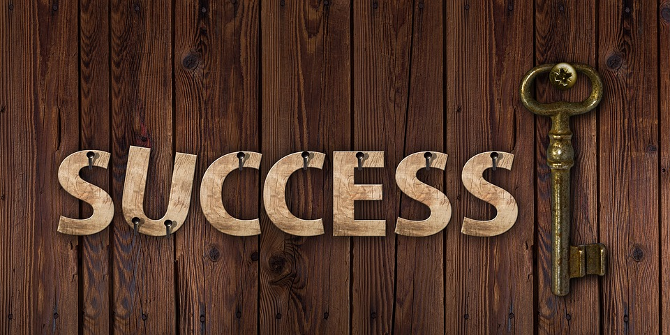 Success, Key, Career, Ladder Of Success, Career Path