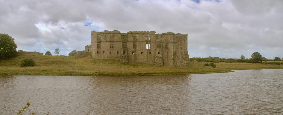 Carew, Castle, Pembrokeshire, Wales, History