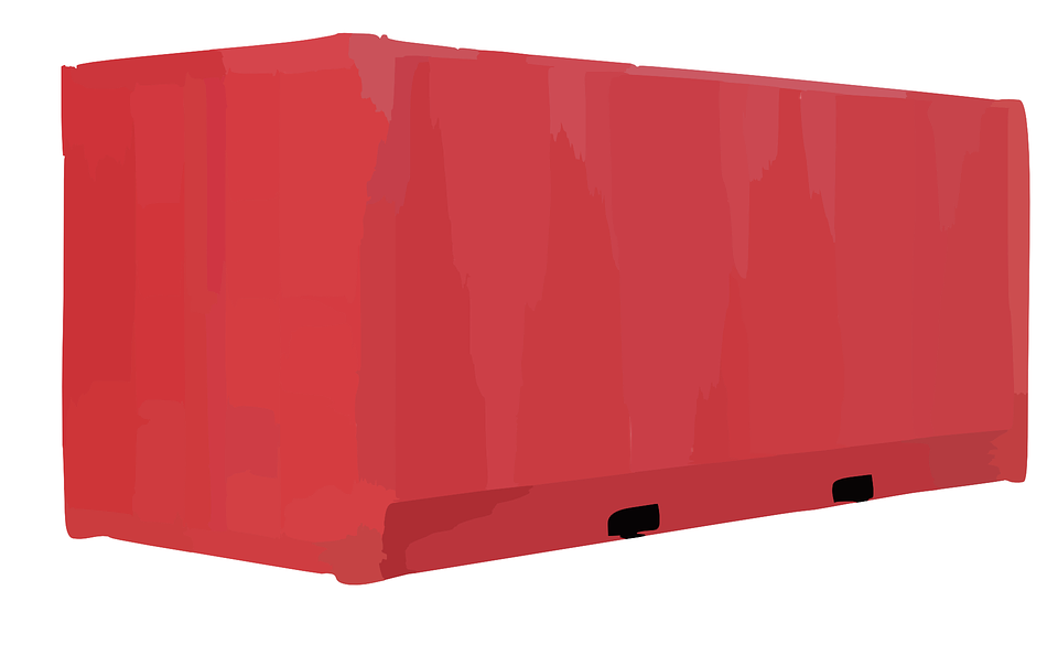 Container, Shipping, Charge, Load, Cargo