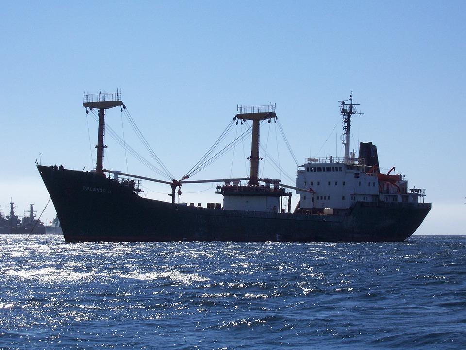 Vessel, Ship, Transport, Shipping, Cargo, Sea, Harbour