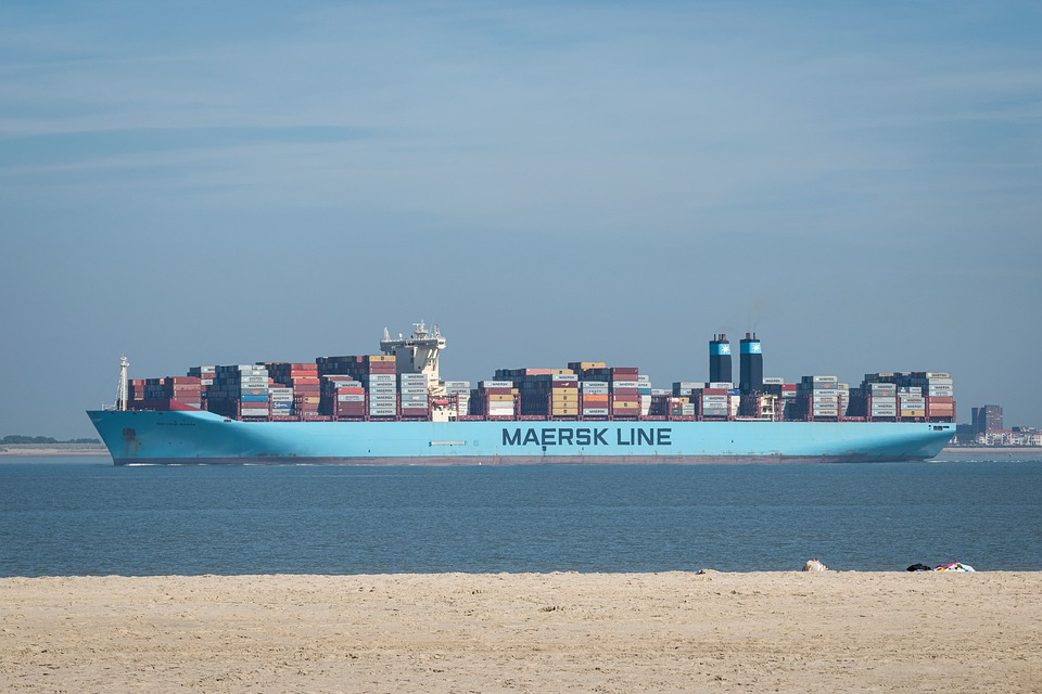 Ship, Cargo, Container Ship, Frachtschiff, Transport