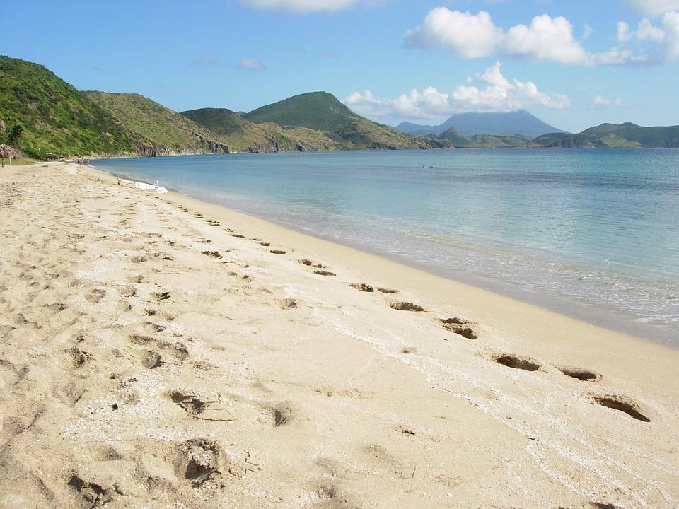 Beach, Caribbean, Caribbean Beach, Sea, Tropical