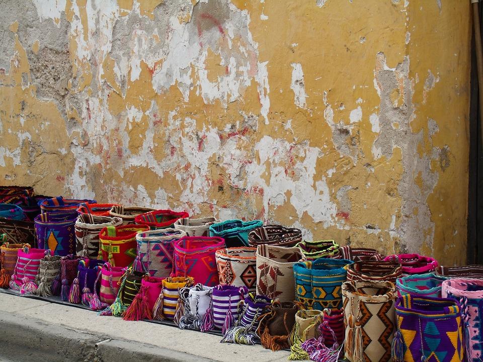 Cartagena, Colombia, Caribbean, Wayuu