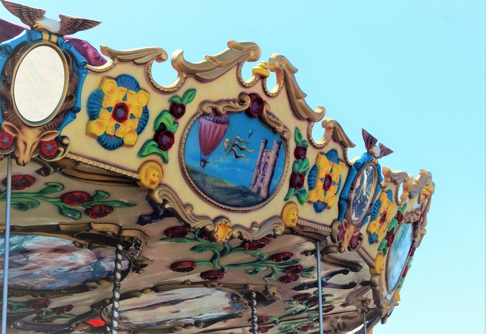 Ferris Wheel, Fun Fair, Entertainment, Fair, Carnival