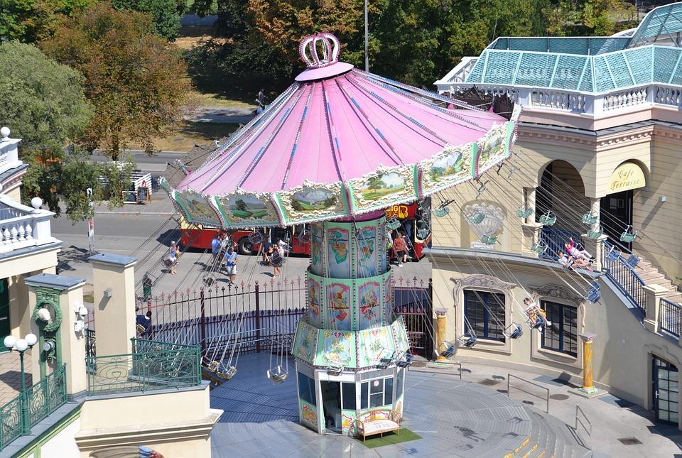 Carousel, Nostalgia, Vienna, Prater, Places Of Interest