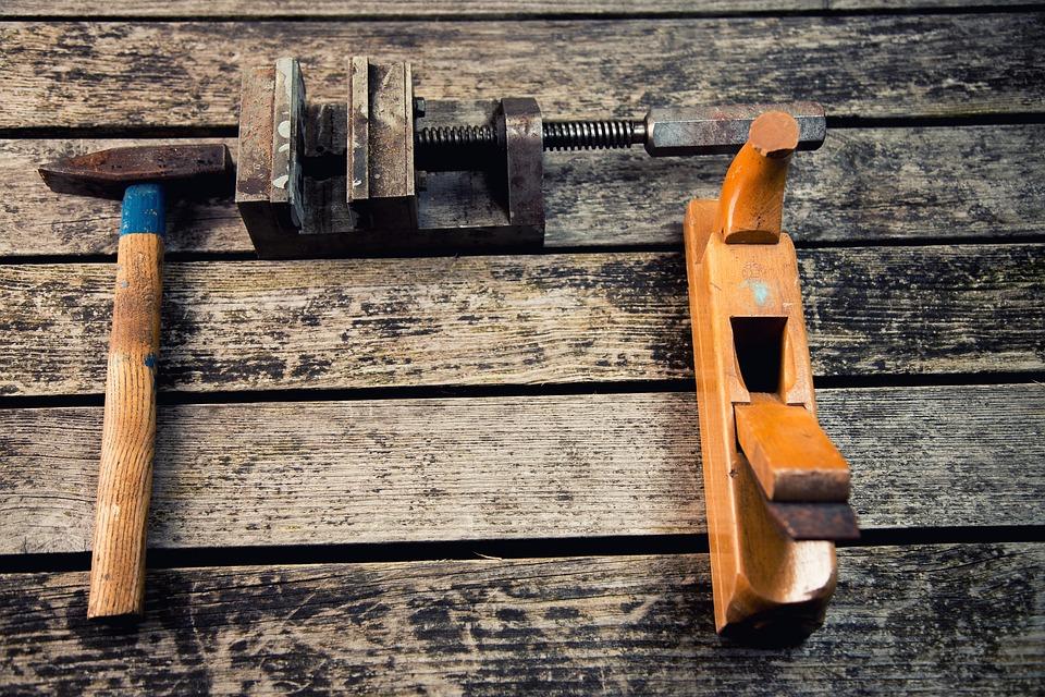 Hammer, Tools, Carpentry, Carpenter, Repairs