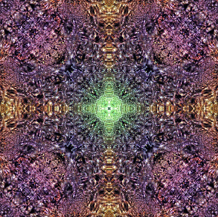 Mandala, Carpet, Pattern, Geometry