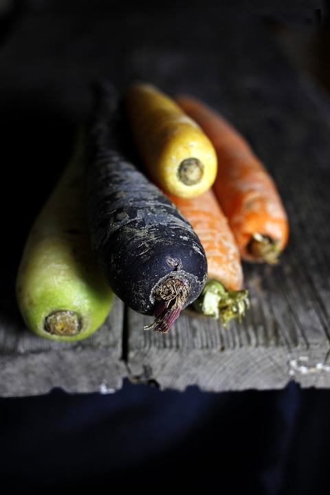 Carrots, Vegetables, Carrot, Mat, Vegan, Vegetable