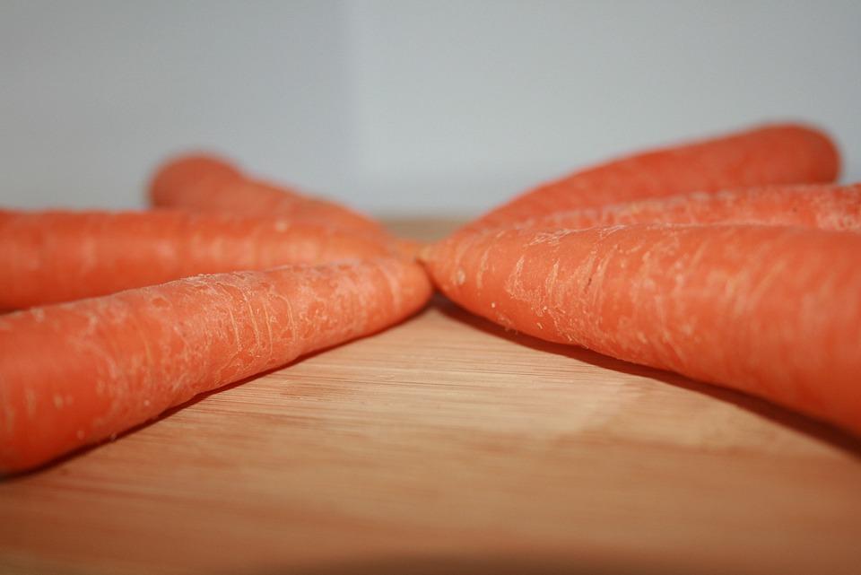 Carrots, Vegetables, Plant, Carrot