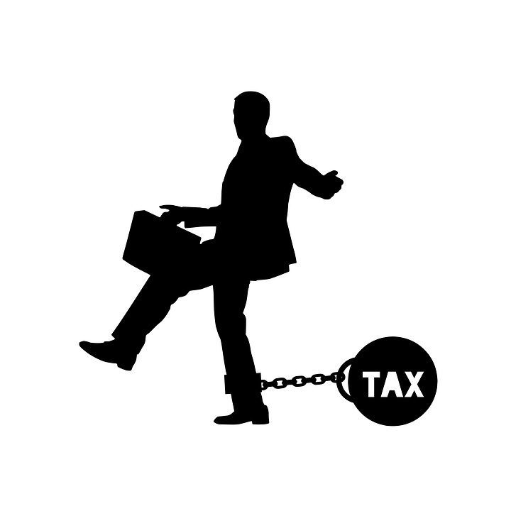 Tax, Law, Heavy, Man, Carry, Duty, Weight, Finance