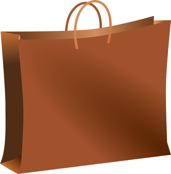 Carryout Bag, Carrier Bag, Shopping Bag, Carry-all