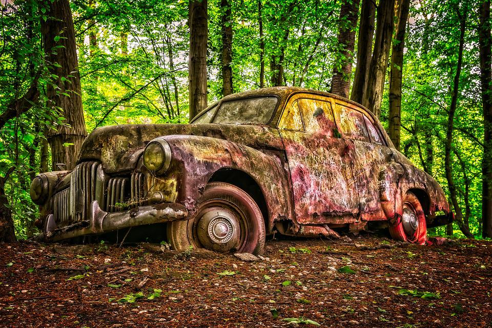 Oldtimer, American, American Car, Automotive, Cars