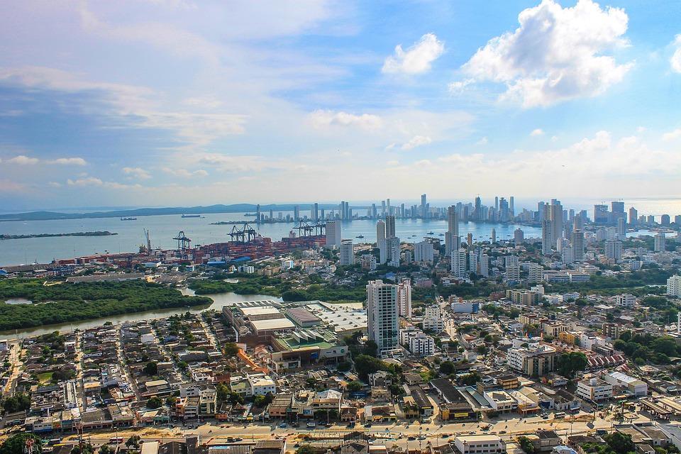 Cartagena De Indias, Colombia, City