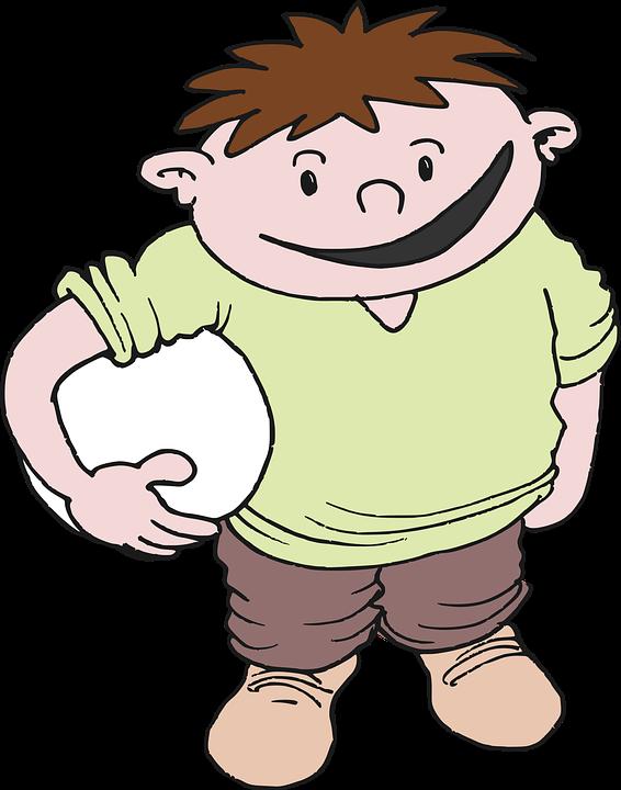Boy, Cartoon, Comic Characters, Happy, Kid