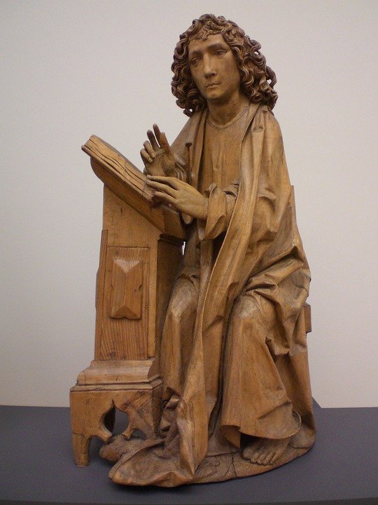 Carving, Statue, Man, Art, Wood, Wood Model
