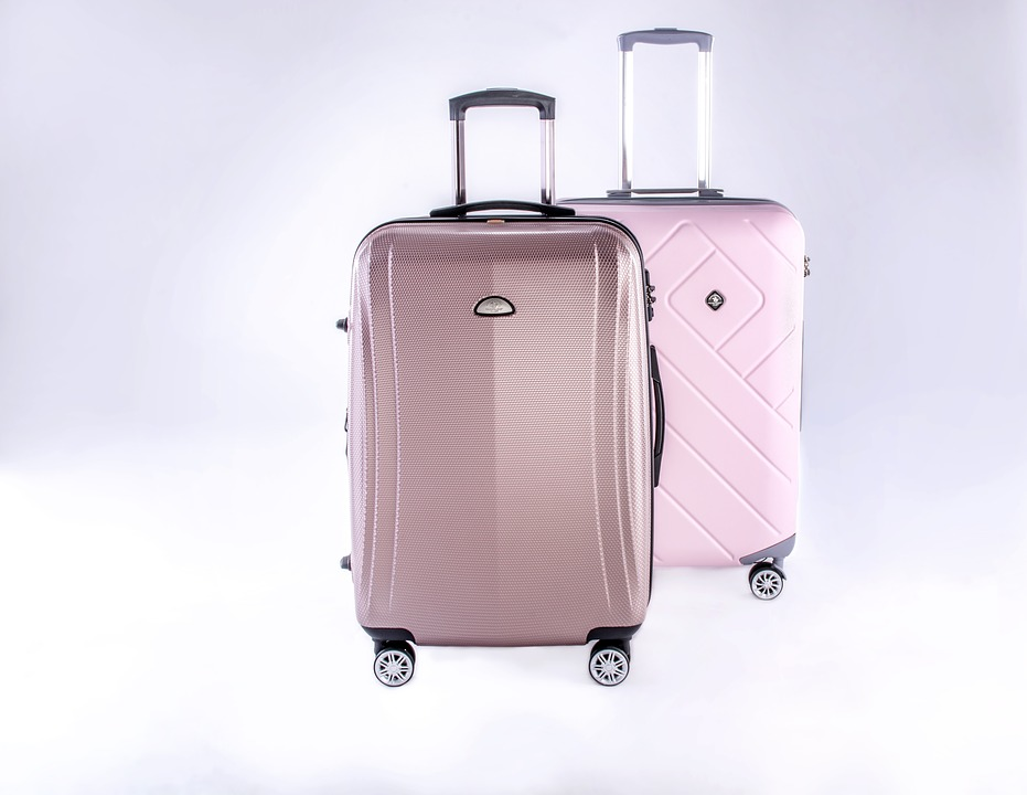 Luggage, Metallic Luguagge, Case