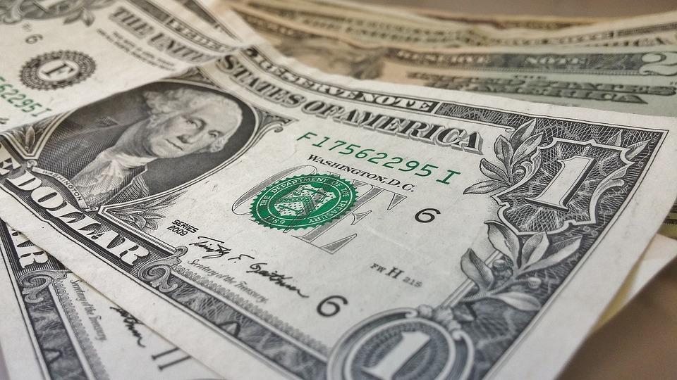 Dollars, Banknotes, Money, Cash, Bills, Currency