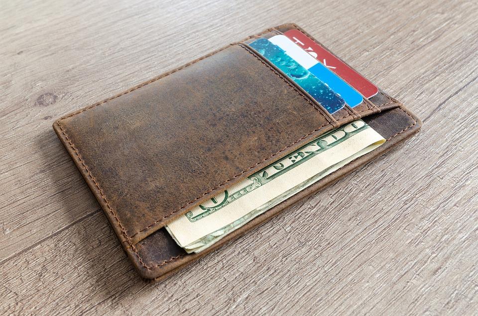 Leather, Finance, Money, Background, Wallet, Cash