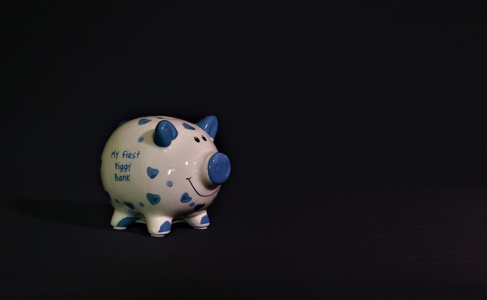 Piggy Bank, Savings, Cash, Bank, Pig, Profit, Money