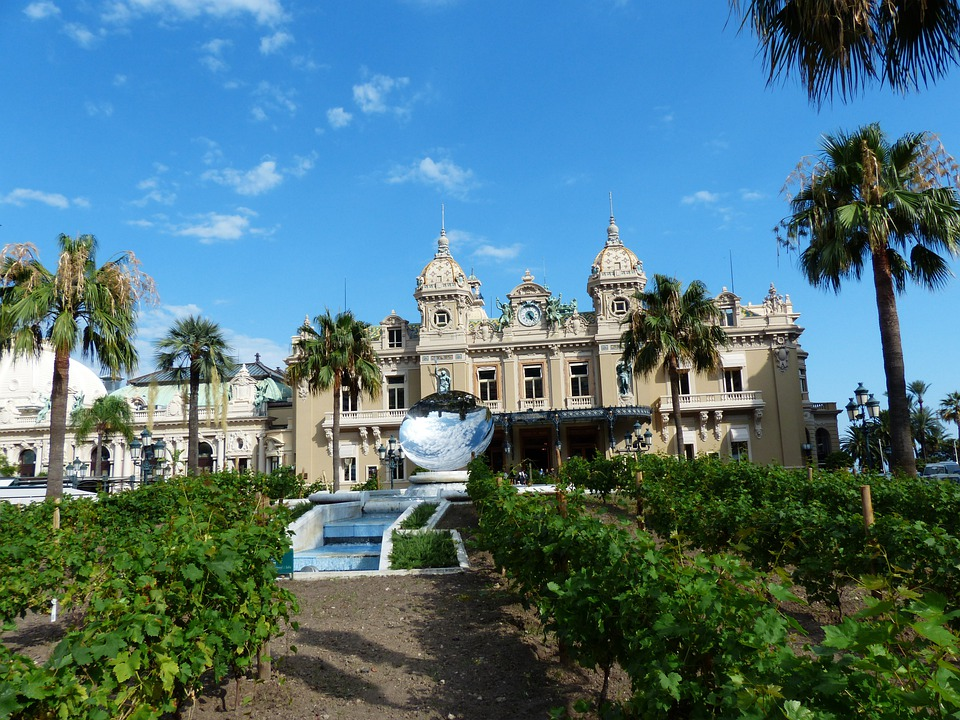 Game Bank, Casino, Monte Carlo, District, Monaco