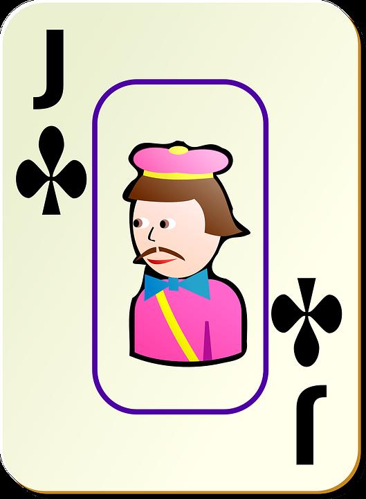 Jack, Clubs, Club, Poker, Leisure, Gambling, Casino