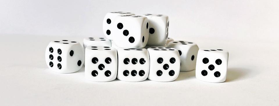 Gambling, Gamble, Cube, Luck, Casino, Risk, Play, Craps