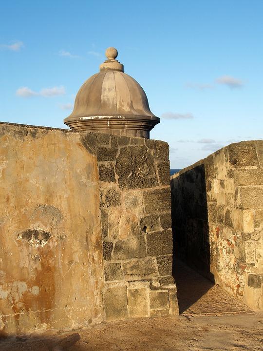 Castle, Fort, Architecture, Landmark, Old, Building