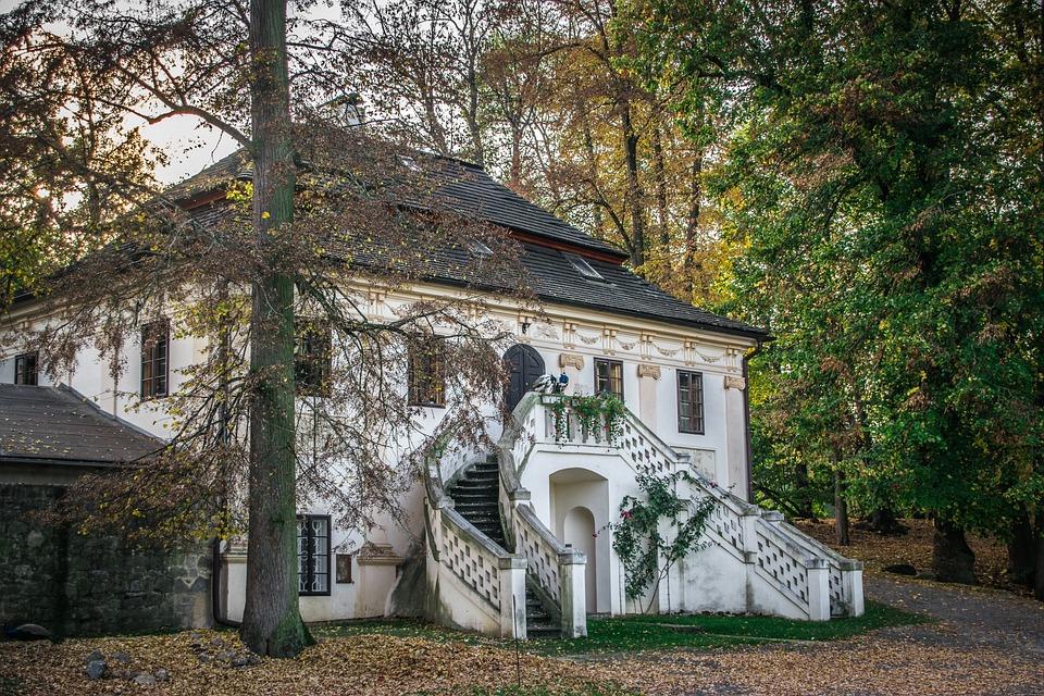 Castle, Architecture, Building, Historically, Romantic