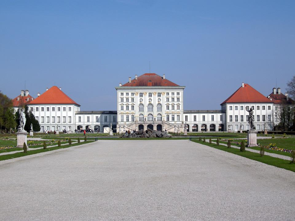 Nymphenburg, Castle, Munich, Bavaria