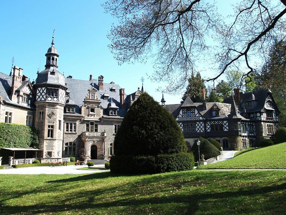 Castle, Marburg, Rauischholzhausen, Building