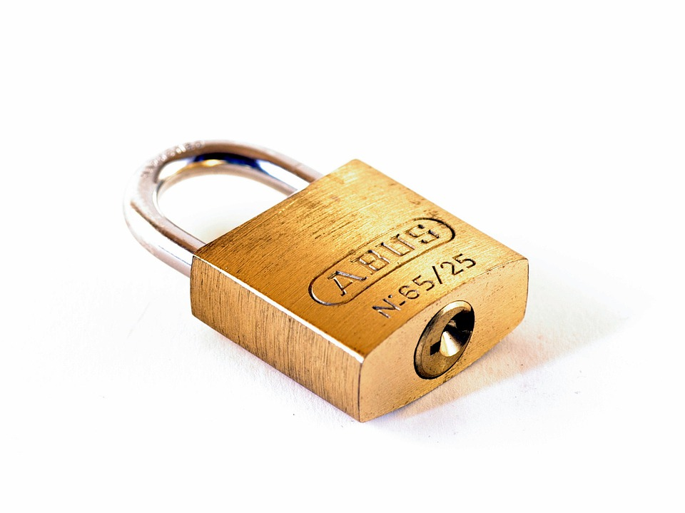 Castle, Padlock, Capping, Abus, Completed