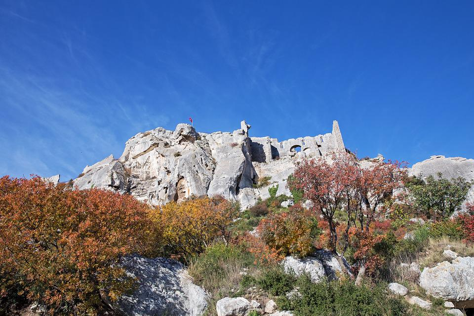 Provence, Castle, Monuments, Citadel, Fortification