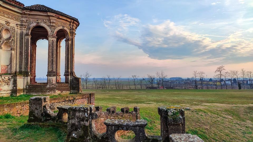 Chignolo, Castle, Architecture, Construction