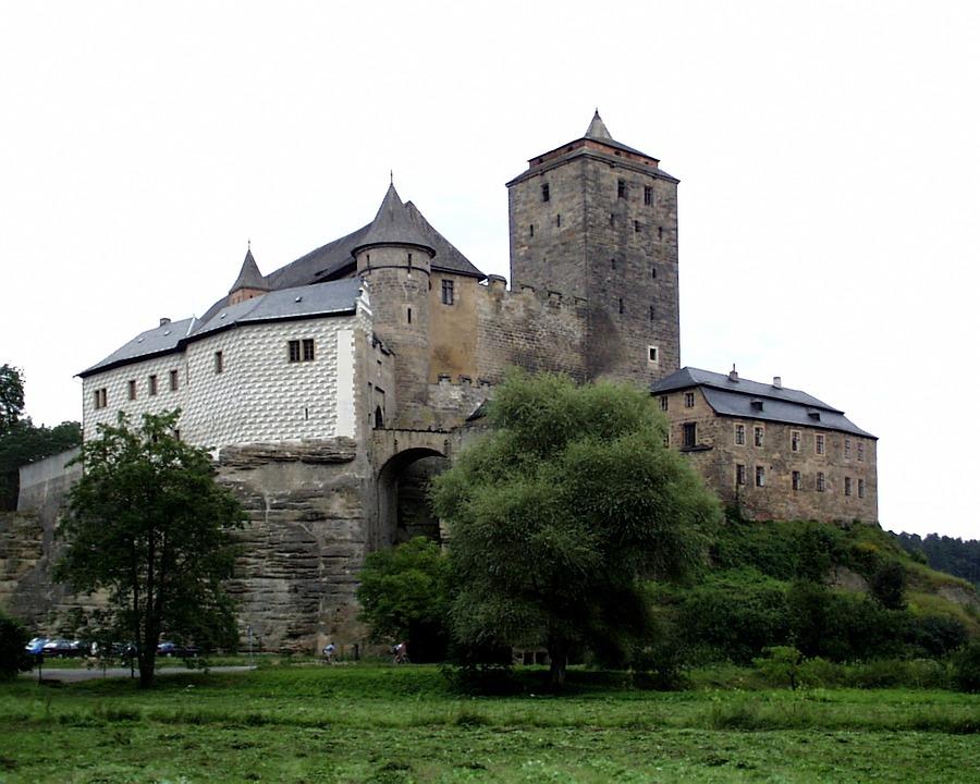 Castle, Bone, Czech Republic