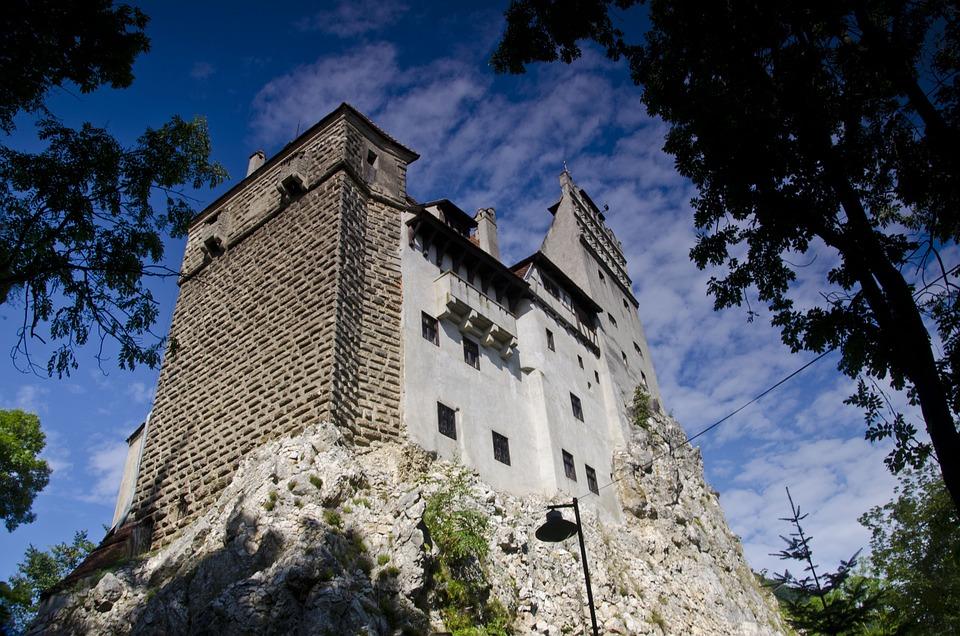 Industry, Dracula, Romania, Transylvania, Castle, Video