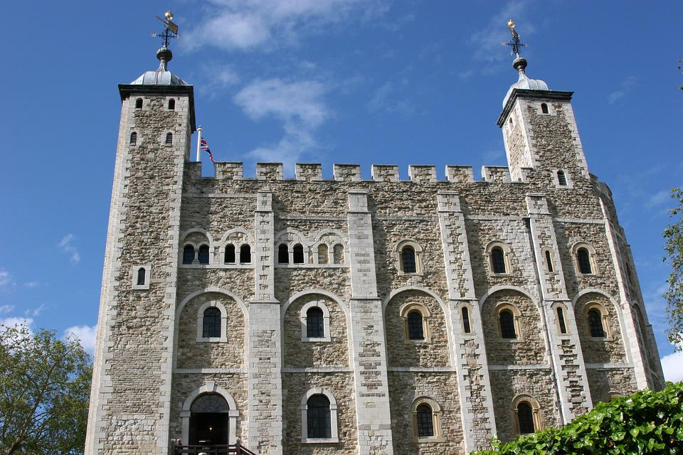 Tower Hill, Castle, England