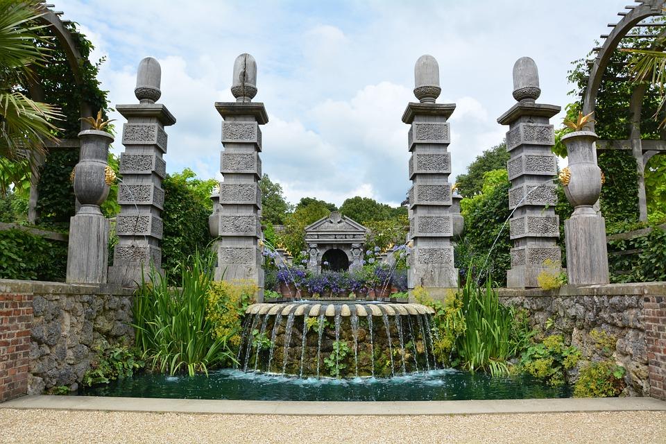 Garden, Castle, Schlossgarten, Historically, Park