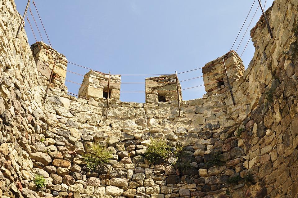 Georgia, Castle, Architecture, Historic, Caucasus