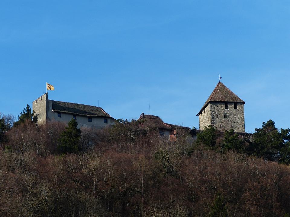 Castle Hohenklingen, Castle, Hohenklingen