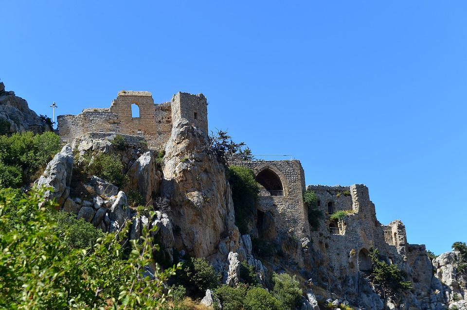 Cyprus, Castle, Itinerary