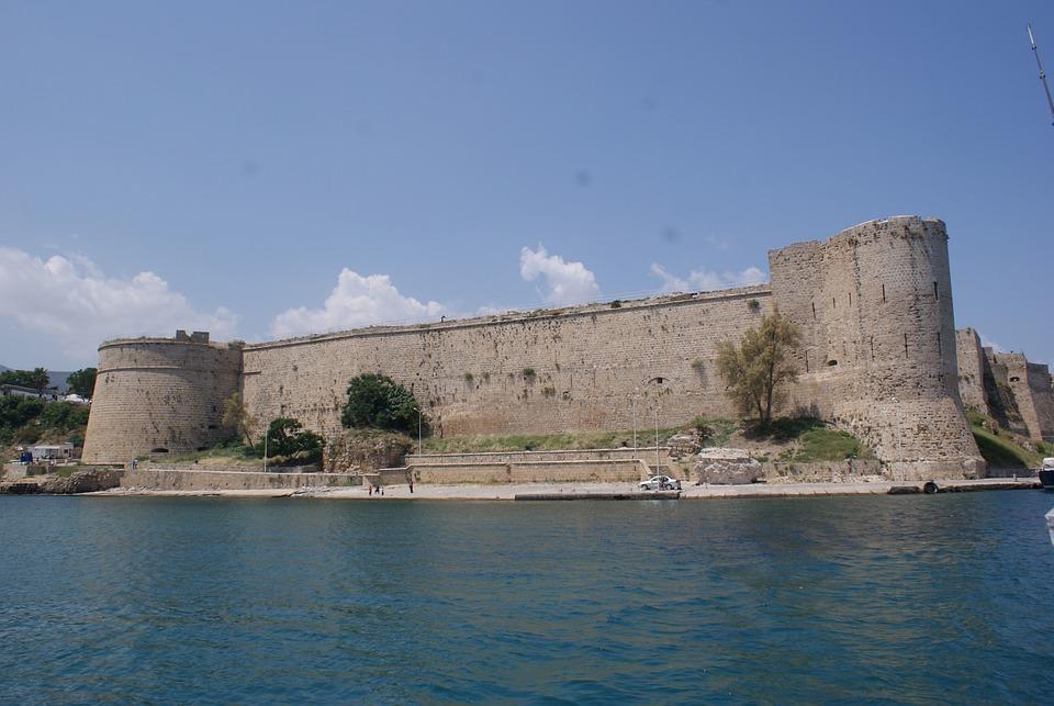 Girne, Castle, Marine