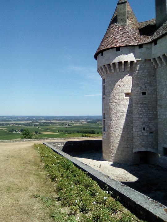 Castle, Wine, Monbazillac