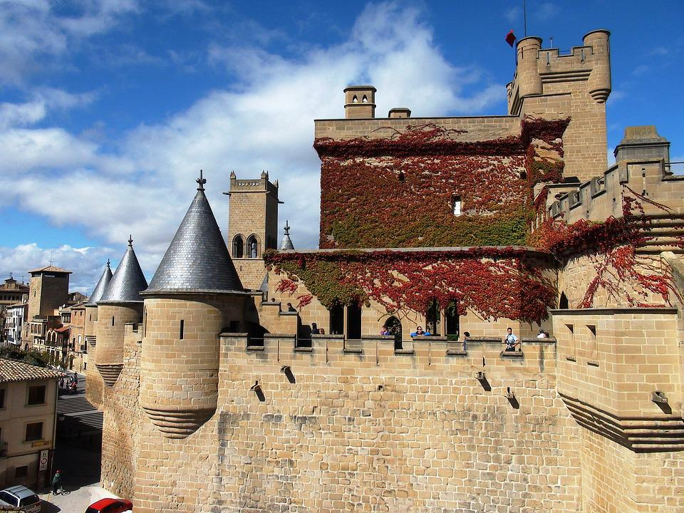 Castle, History, Medieval, Fortress, Monument