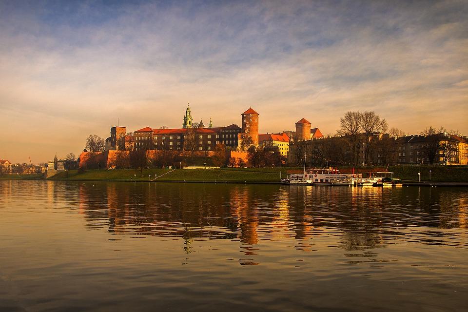 Kraków, Castle, Wisla, Wawel, Monument, Poland