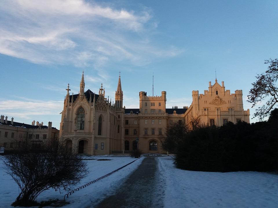 Castle, Romance, Monument