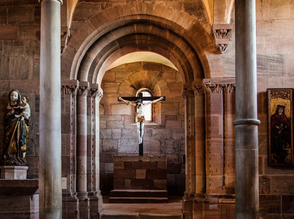 Nuremberg, Castle, Castle Chapel, Middle Ages