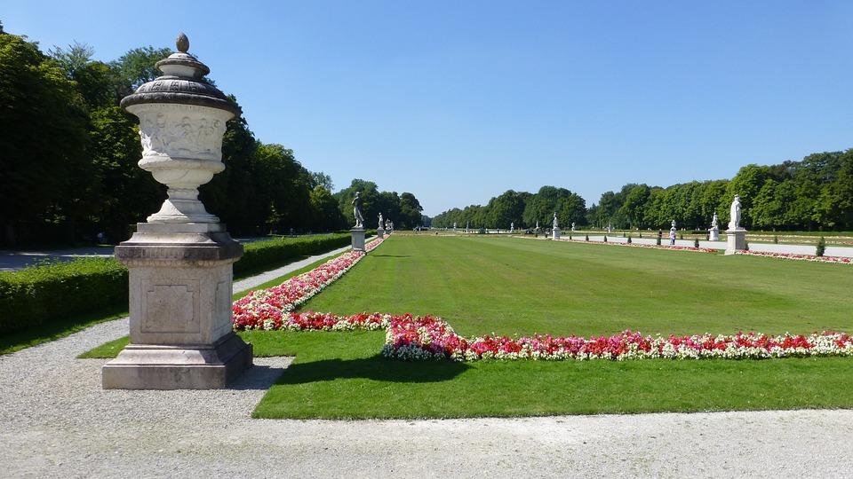 Bavaria, Castle Nymphenburg, Munich