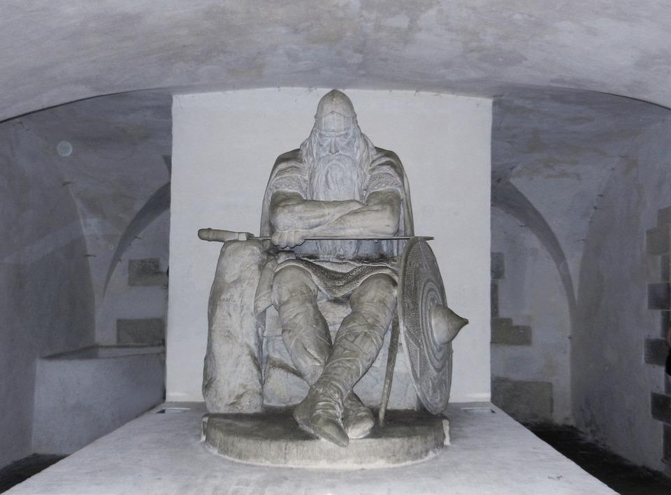 Denmark, Viking, Monument, Castle Of Hamlet, Kronborg