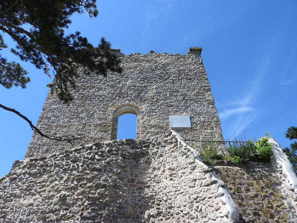 Castle Of Mödling, Burgruine, Castle
